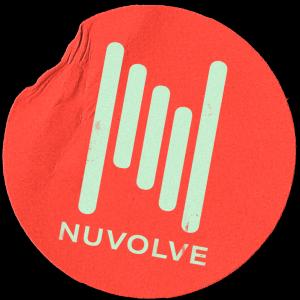 NUVOLVE sticker